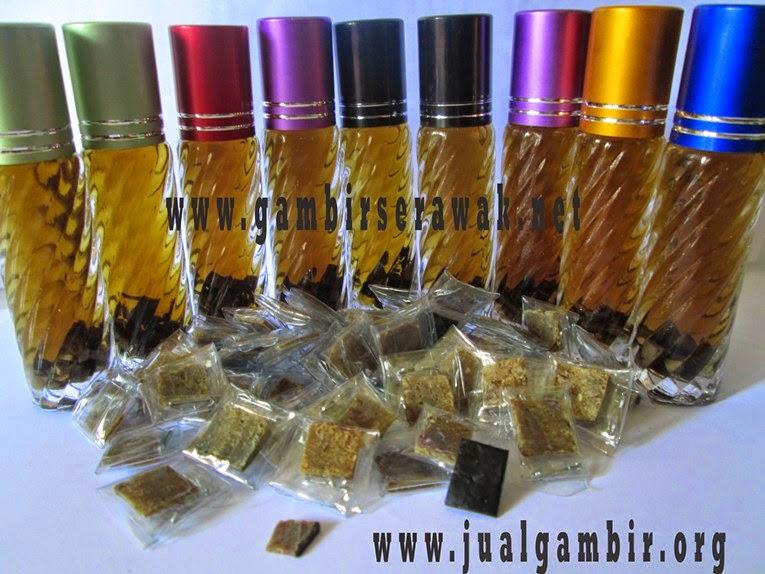Gambir Sarawak Botol