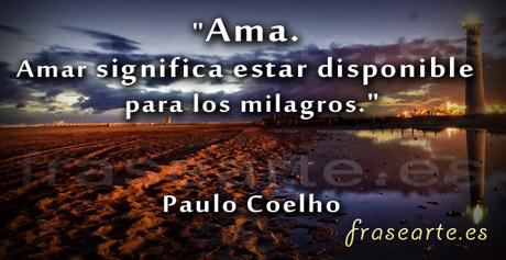 Frases para amar - Paulo Coelho