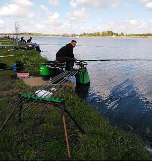 Pesca Campeonato de España Mérida