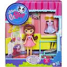 Littlest Pet Shop Small Playset Zoe Trent (#3355) Pet