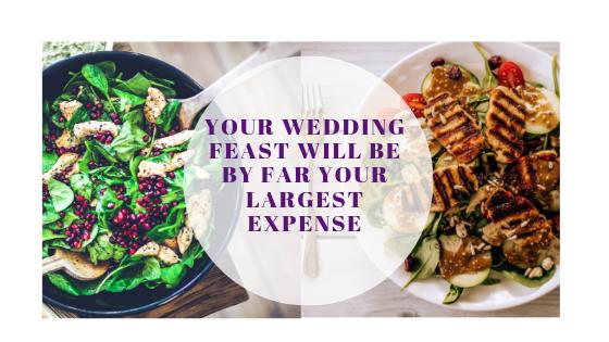 Wedding Food + Drink Tips