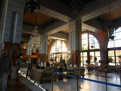 hall hotel costa meloneras a Gran Canaria