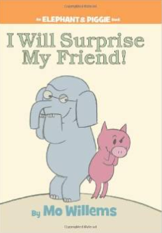 I Will Surprise My Friend