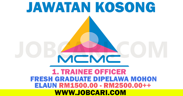 TRAINEE OFFICER SKMM FRESH GRADUATE 2016