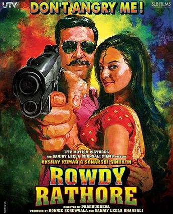 Rowdy rathore wikipedia.