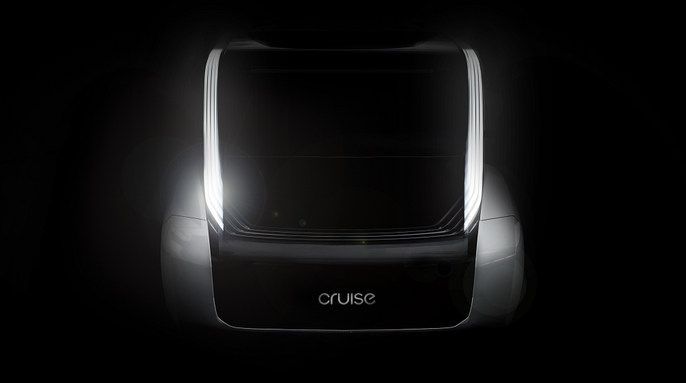 Honda joins with Cruise and GM to build new autonomous vehicle
