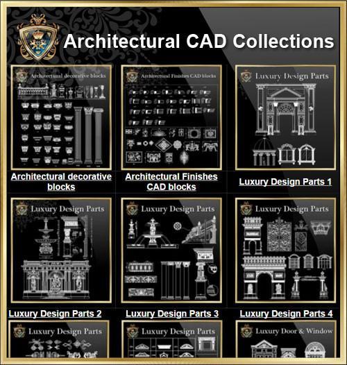 free download autocad blocks interior design