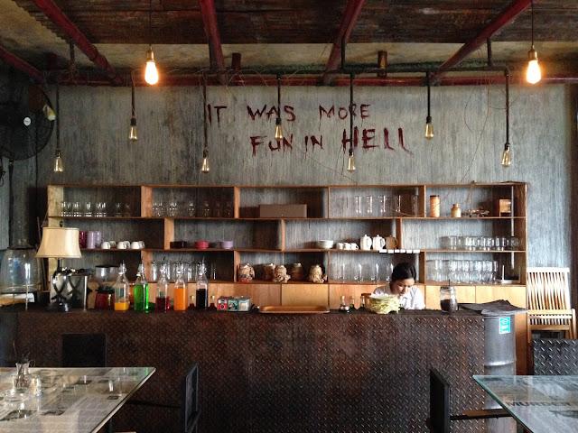 Hasil gambar untuk restaurant Abandoned Cafe