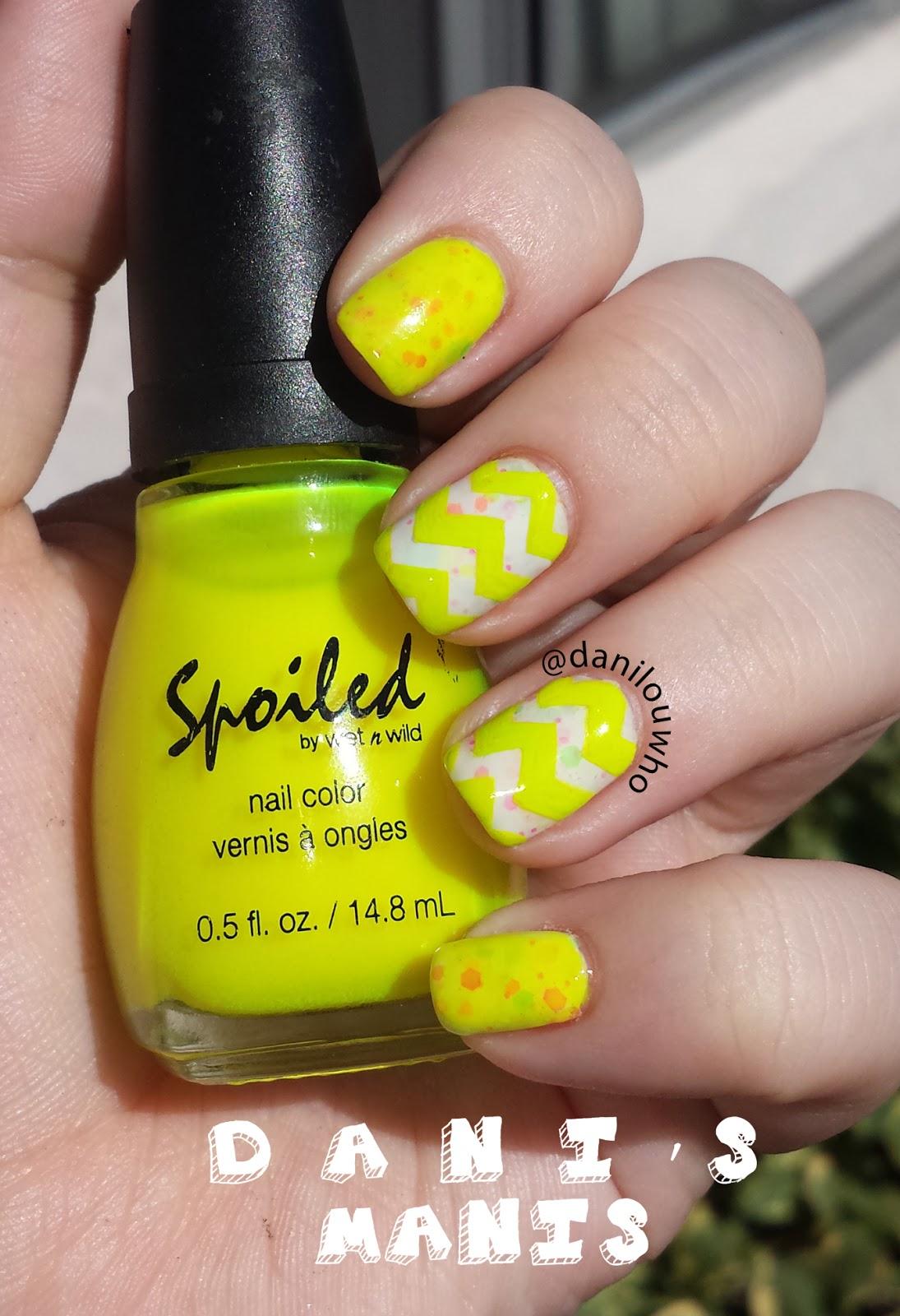 nail polish yellow toenails king