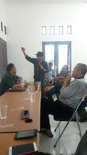 Diduga Tidak Trasnparan Dalam Pembentukan Panitia, Warga Muktiwari Datangi Kantor BPD