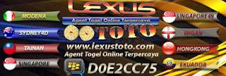 WWW.LEXUSTOTO.COM