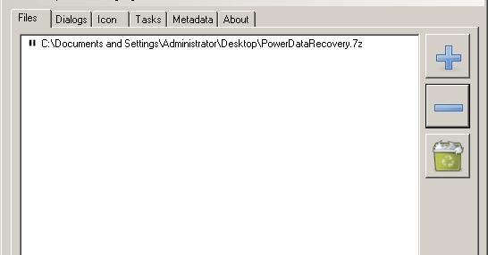 Làm sao đóng gói file nén tự chạy với 7-ZIP SFX Maker? - Thủ
