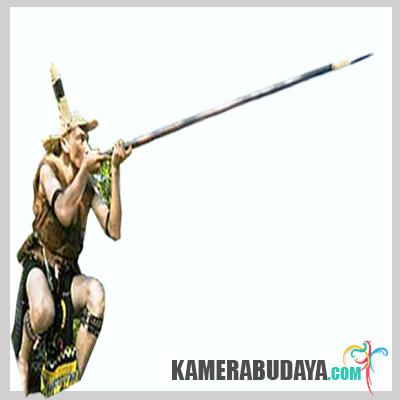 Sumpit, Senjata Tradisional Dari Jambi