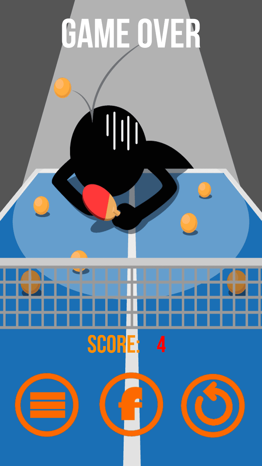 Download Source Code Reskin Game Unity Stick Man Ping Pong Complete