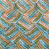Great tutorial to learn how to knit Garter Entrelac. The pattern is written in detail. Very easy to follow instructions.