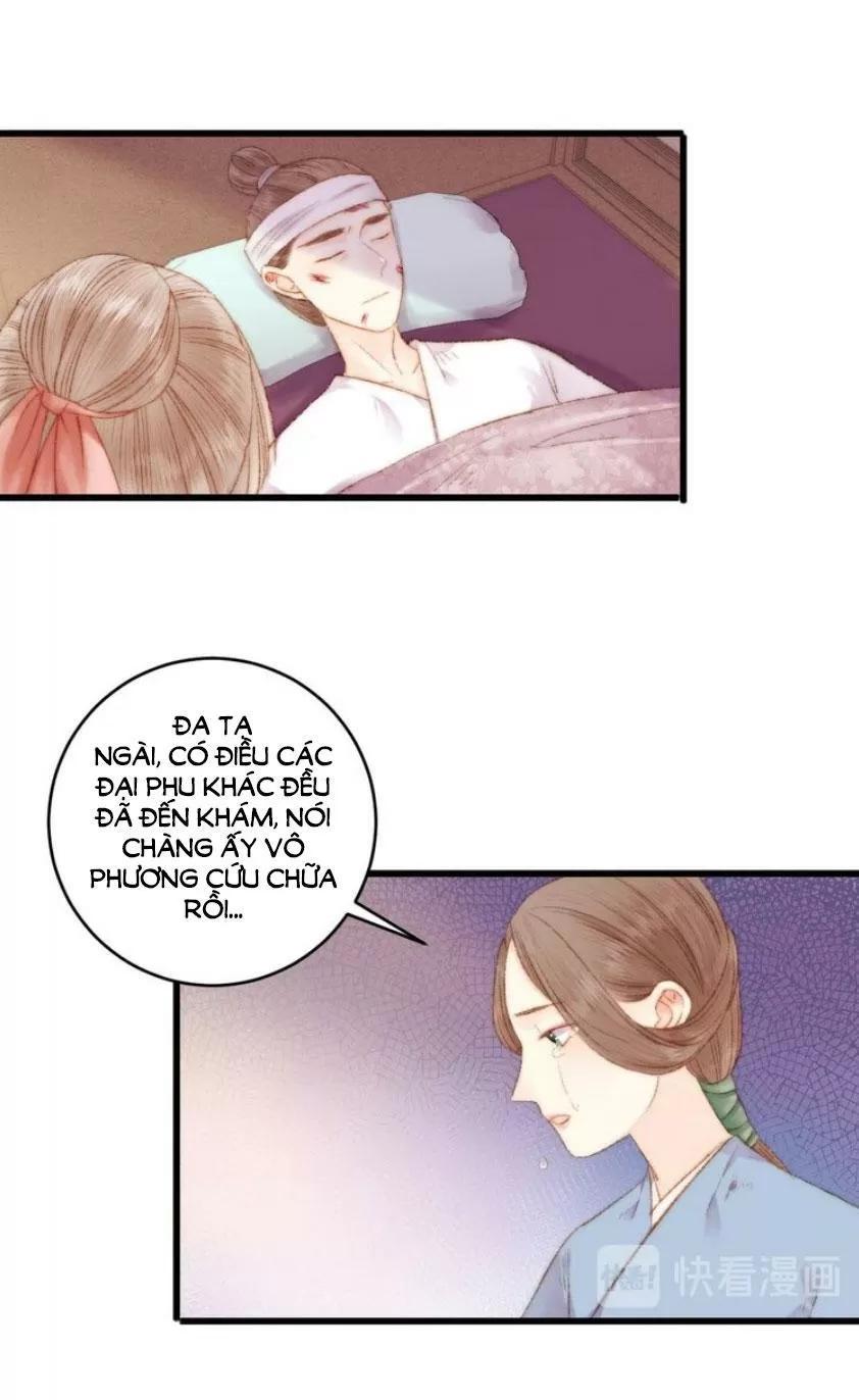 Nàng Phi Cửu Khanh - Thần Y Kiều Nữ chap 45 - Trang 26