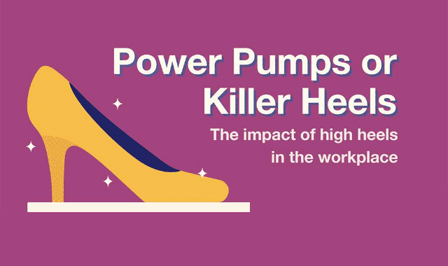 The Impact Of High Heels In The Workplace