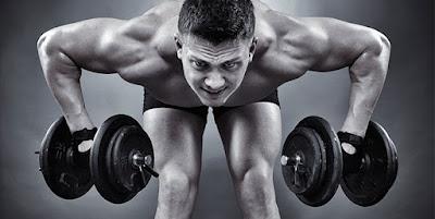 5 Latihan Membentuk Otot Bahu