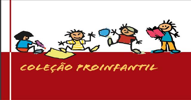 MEC disponibiliza materiais para professores da EDUCAÇÃO INFANTIL
