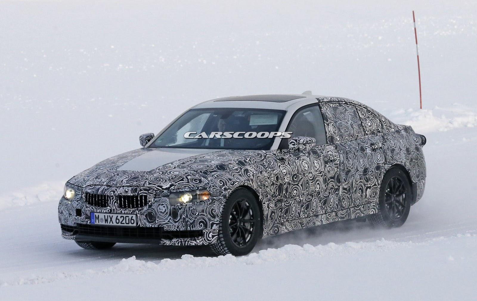 2018 BMW Serie 3 (G20) 23