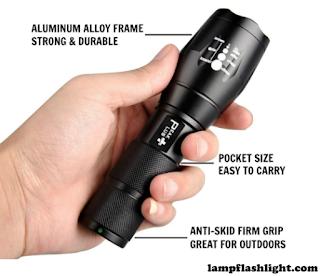 Peakplus PPLEDKIT1 Super Bright High Performance LED Tactical Flashlight