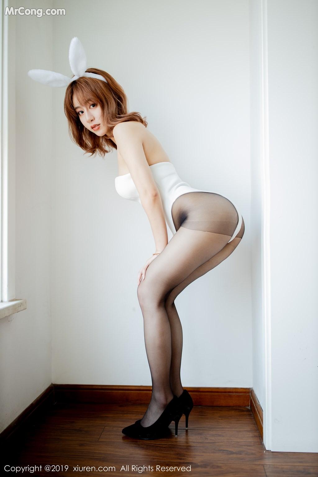 Image XIUREN-No.1654-NM-MrCong.com-033 in post XIUREN No.1654: 糯米NM (40 ảnh)