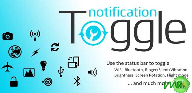 Notification Toggle Premium