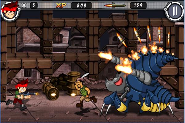 لعبة Metal Slug حرب الخليج
