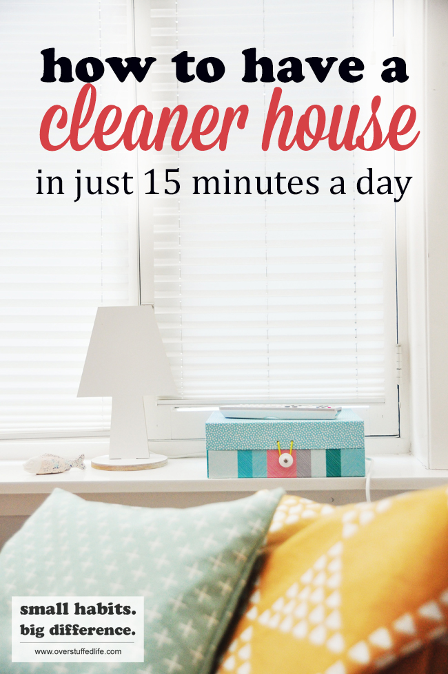If you're frustrated by how messy the house can get in a day, make sure you're using this cleaning trick to keep your house cleaner in no time at all.