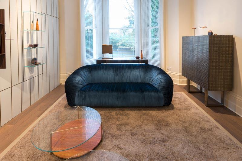 living studio Laurameroni a Londra