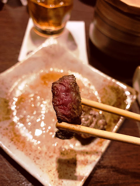米澤牛-燒烤