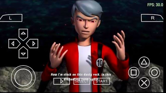 {130MB}How To Download Ben 10 Cosmic Destruction Highly Compressed Game On Android