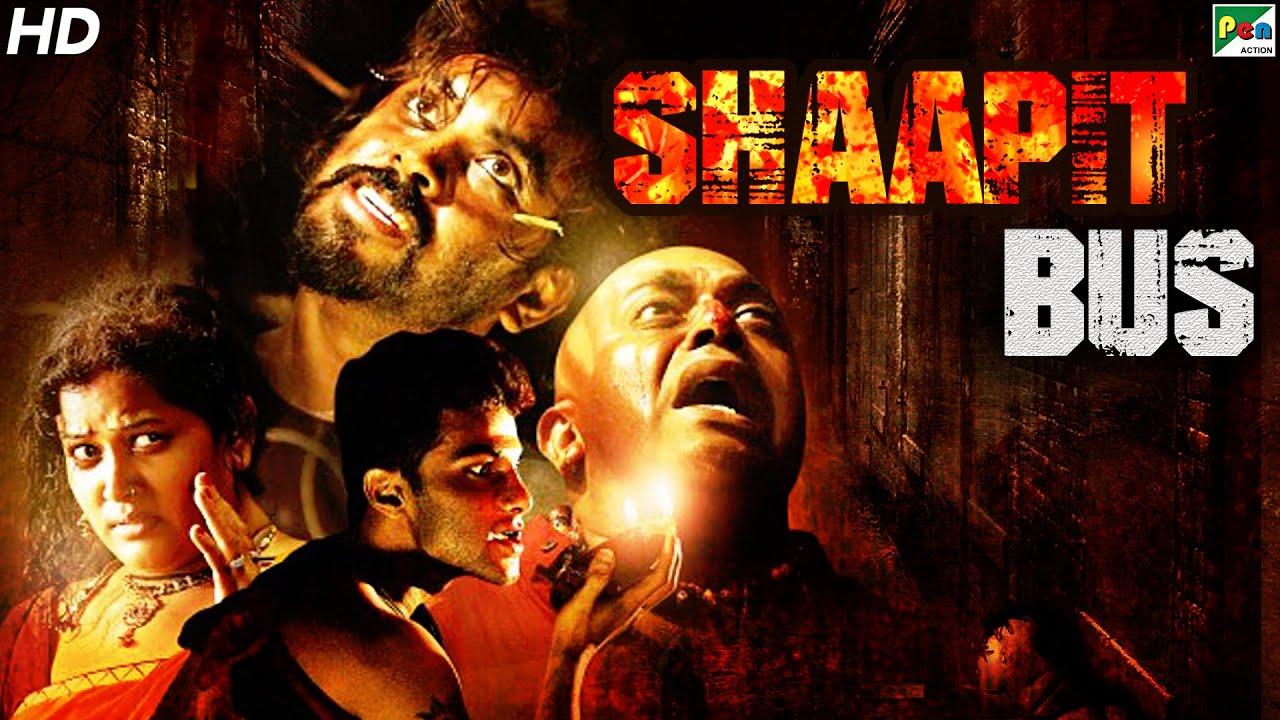 Shaapit Bus (2020) Hindi Dubbed 720p HDRip 550MB Download