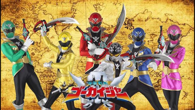 Kaizoku Sentai Gokaiger Sub Indo