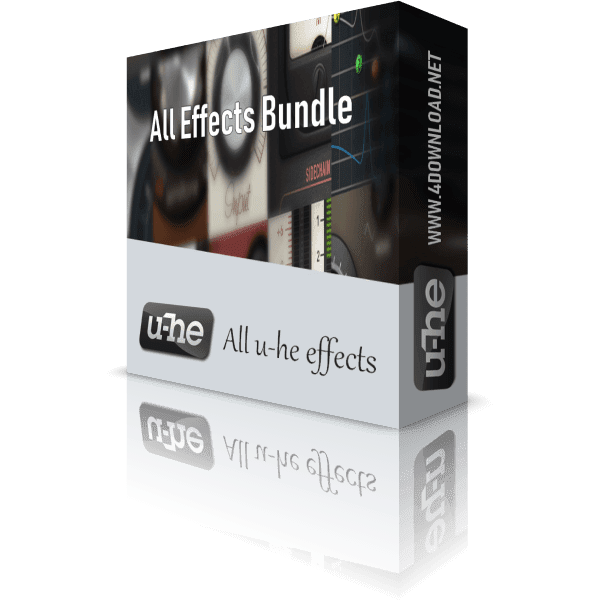 Download u-he All Effects Bundle v2019.3 Full version