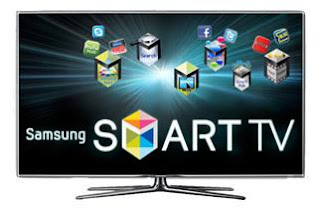 Samsung Smart TV:  The Wonder Of Future Web Connected TV