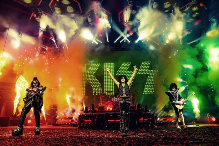 How KISS became rock's greatest capitalists
