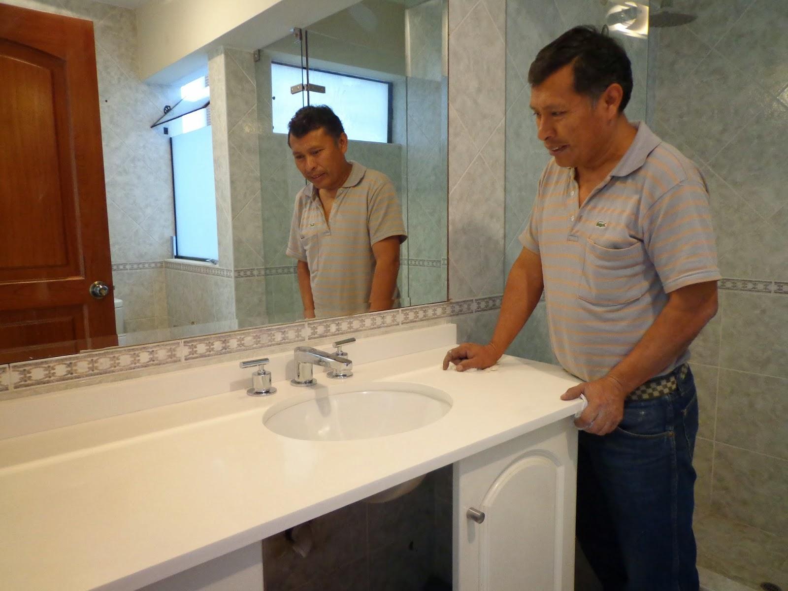 Tableros cocina granito marmol lima for Planchas para forrar banos