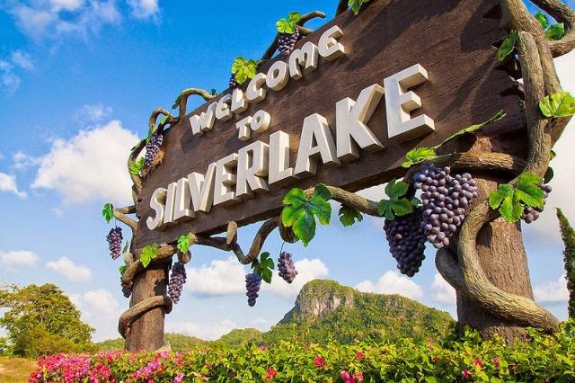 Vườn Nho Silver Lake - Tâm Gà Pacific