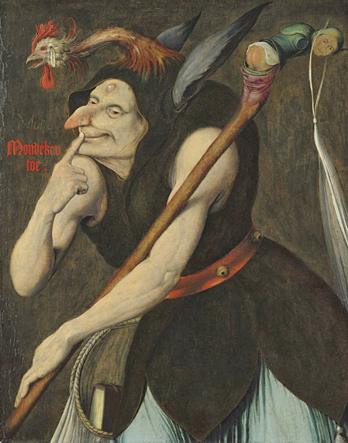 Quentin Massys, An Allegory of Folly
