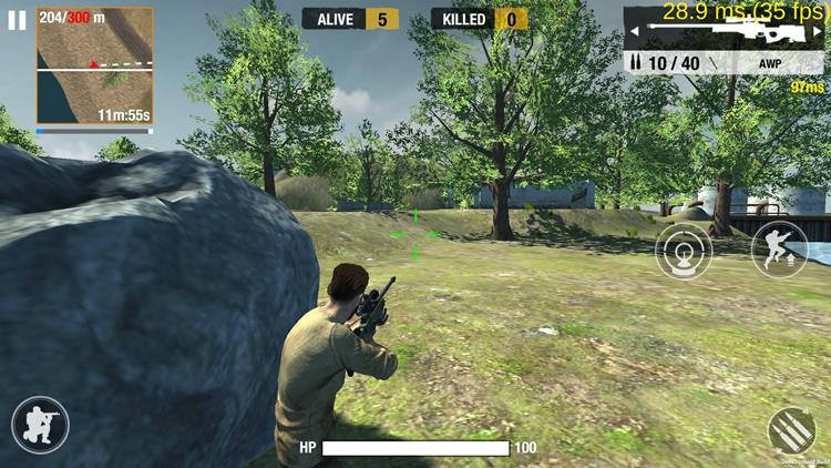 SAIU !!! Bullet Strike: Battlegrounds Para Android