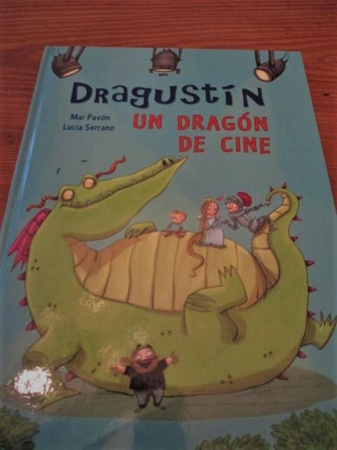 Dragustín, un dragón de cine, Mar Pavón y Lucía Serrano