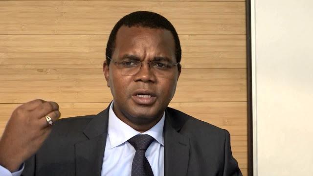 National Bank of Kenya CEO, Mr Musau