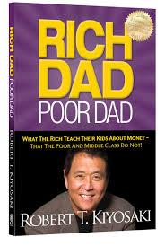 الاب الغني والاب الفقير