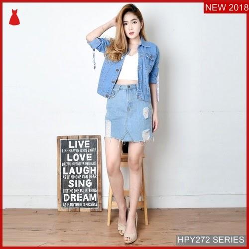 HPY272H117 Hopylovy Jaket Anak Jeans Murah BMGShop