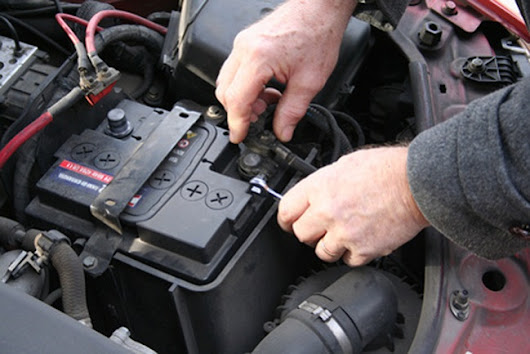 How to Disconnect a Car Battery ?