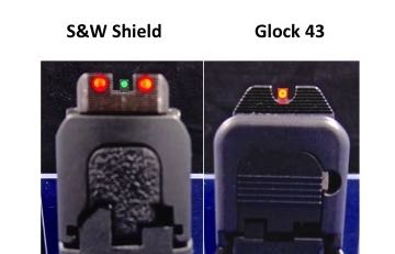 Smith Amp Wesson Performance Center Shield Versus The Talo