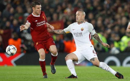Nainggolan Bertekad Bikin Liverpool Bernasib Sama dengan Barcelona