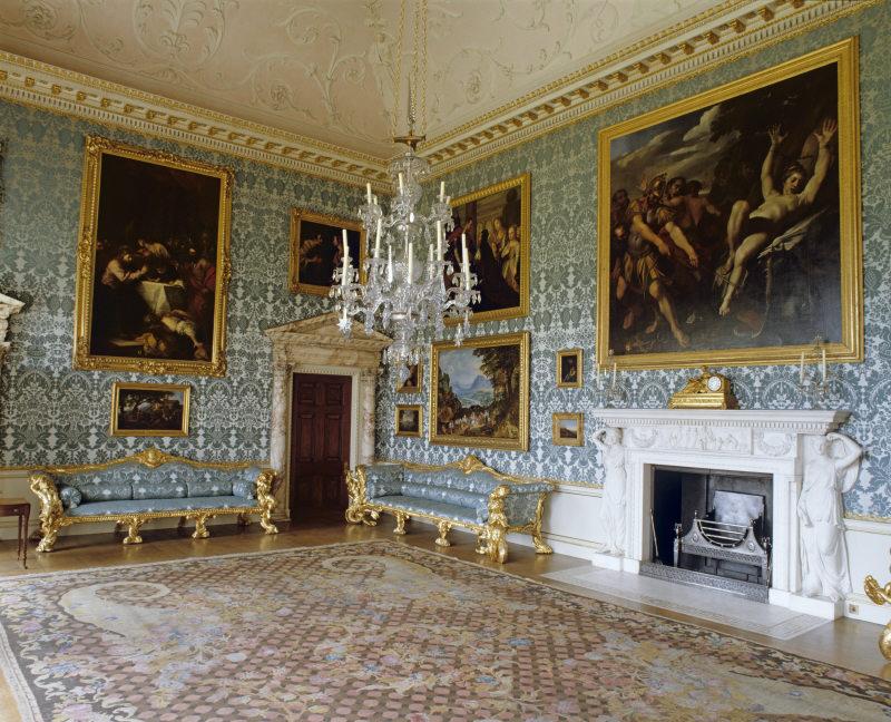 Loveisspeed Kedleston Hall Derbyshire