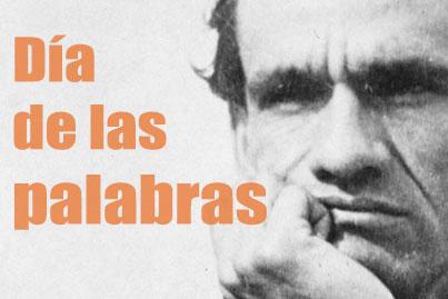 del premio nobel de literatura Mario Vargas Llosa, dias de las palabras